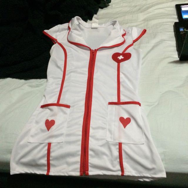 Nurse dress Costume