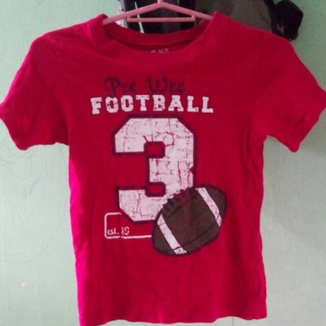 Place T-shirt