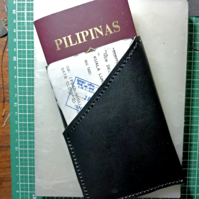 Pocket-type Passport Holders