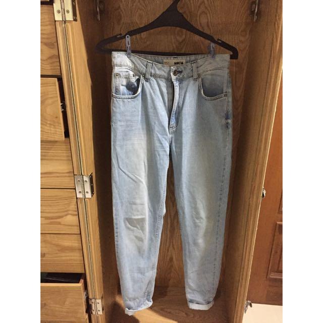 Preloved Topshop MOTO Jeans