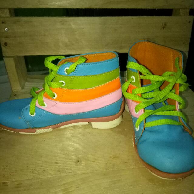 Rainbow Shoes KIDS