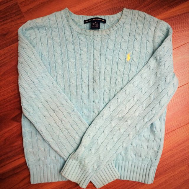 Ralph Lauren Sweater, Size XL (Children Size - Medium Adult)