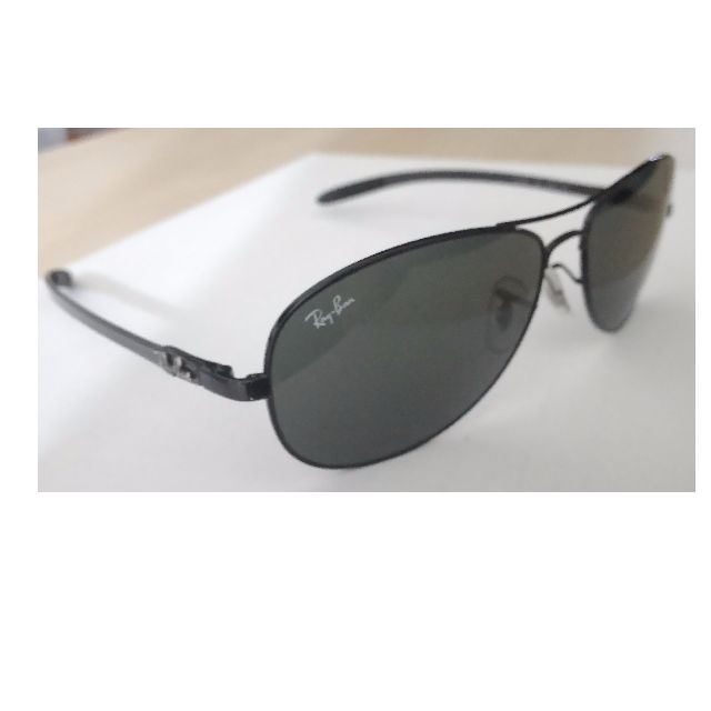 259d470bdd ... buy rb8301 002 authentic ray ban tech carbon fibre sunglasses mens  fashion accessories on carousell f0446