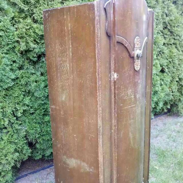 Scottish Antique 1930's wardrobe