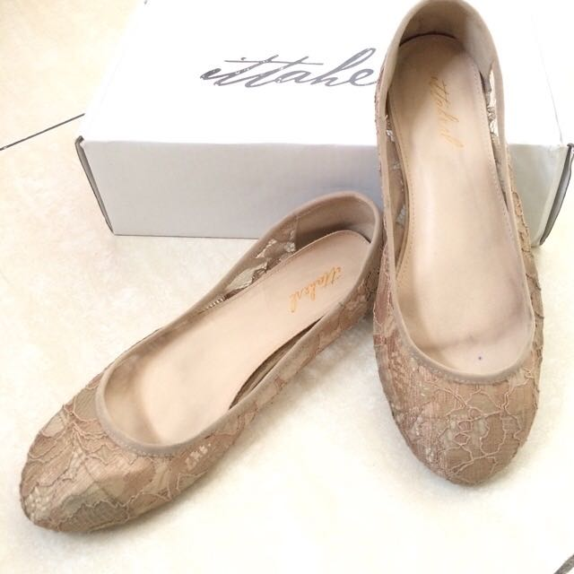 Sepatu ITTAHERL flat shoes (ballerina)