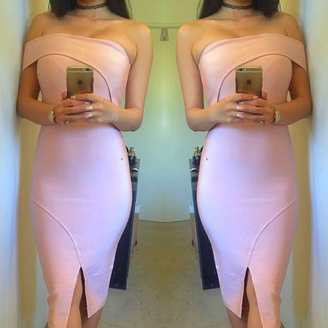 Sheike Valentine Bandage Dress Size 6 8 10 12 ❤️