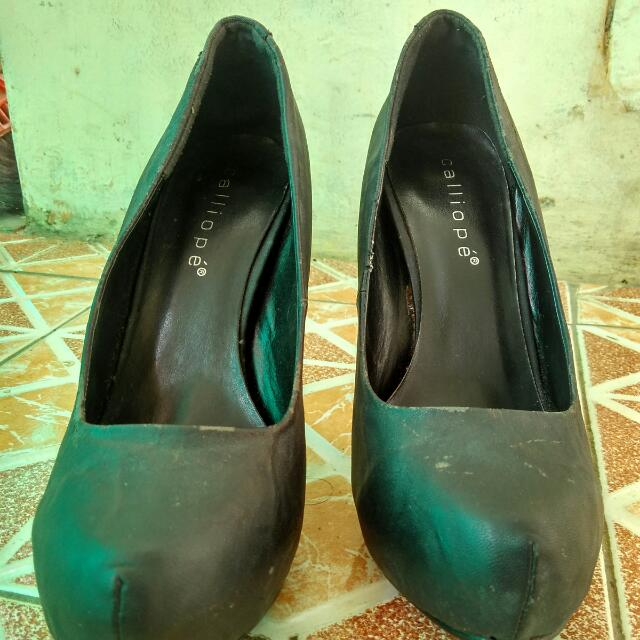 Shoes Black Caliope