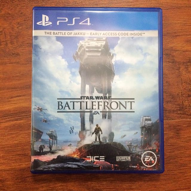 Star Wars :Battlefront