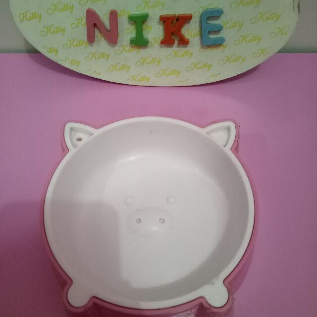 Tempat Makan Hewan / Pet / Anjing / Kucing