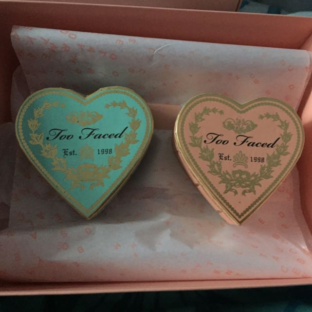 Too Faced Blush (peach beach)