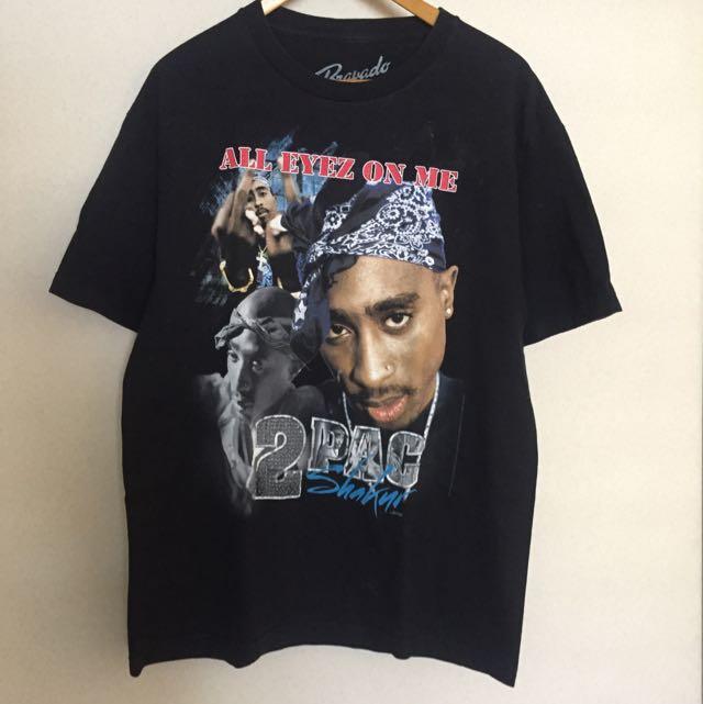 Tupac Commemorative Tee (Rare)