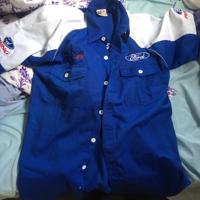 Wrc Ford Shirt