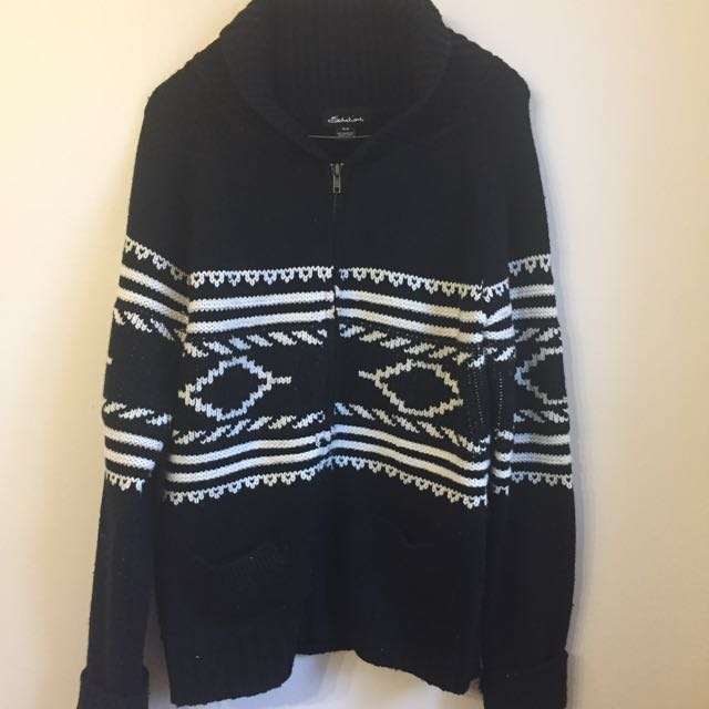 Zip Up Sweater