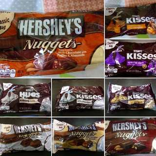 Kisses Chocolates (All variants)