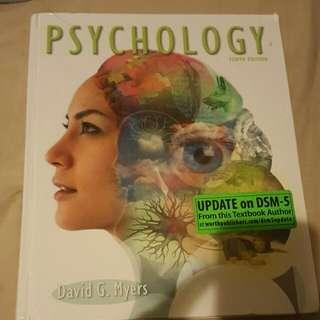 Textbook of Psychology