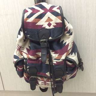 Forever 21 Aztec Backpack