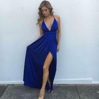 Cobalt Blue Maxi