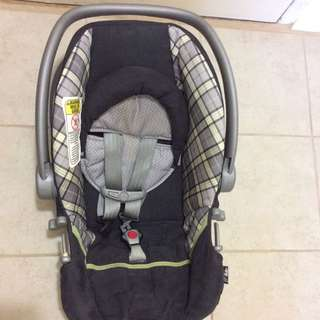 Safety First Infant Car Seat