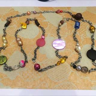 Two Loop Necklace