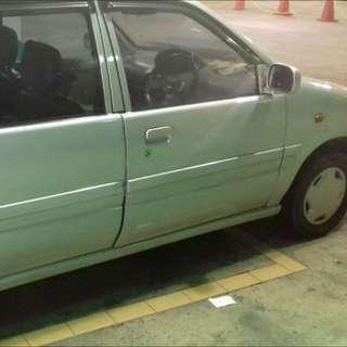 Perodua Kancil Manual 2003