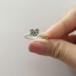 Authentic Pandora Ring Size 54