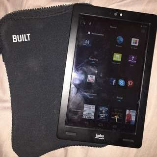 Kobo Tablet/ E-reader