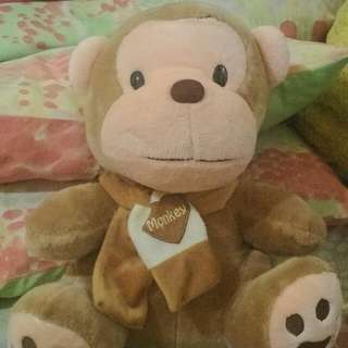 Boneka Monkey (Preloved)