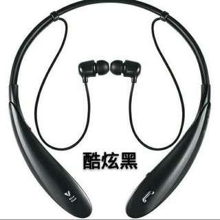 頸掛式藍芽運動耳機