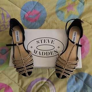 Steve Madden Anteek Gold