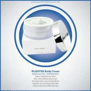 NLIGHTEN (Body cream)