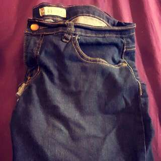 Jeans Size 14 From Cotton On