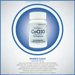 NHANCE (CoQ10)