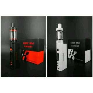 Kangertech Subox Mini Starter Kit/ Rokok Elektrik Vape Vapor Subox 50w