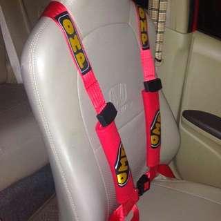 Seatbelt MOMO Original!