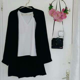 Oversized Shirt Outer