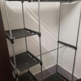 Clothes Storage Stand