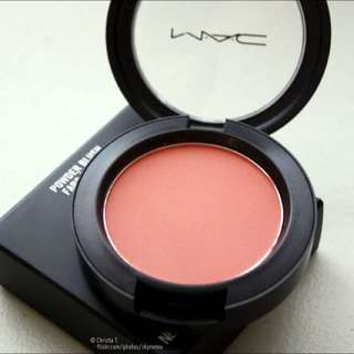 MAC BLUSH - MELBA