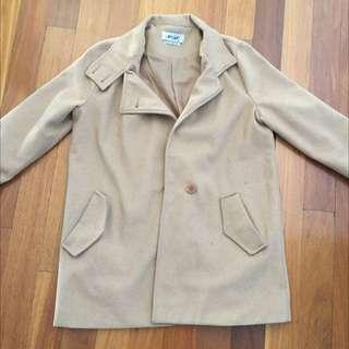 Tan Winter Coat
