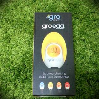 GRO EGG - COLOUR CHANGING THERMOMETER
