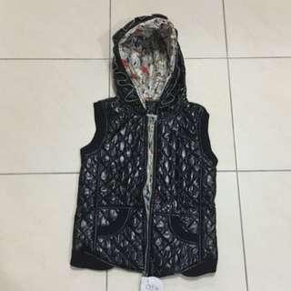 BNWL Hoodie Vest