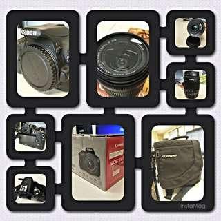 Canon 100 D