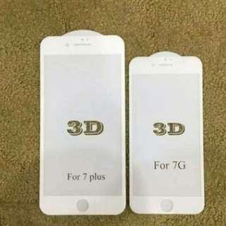 (現貨)iPhone7 5.5吋3D玻璃保護貼