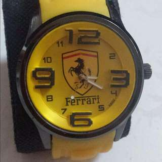 Ferrari Watch Class A from UAE