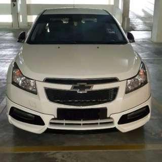 Chevrolet Cruze 1.8 (A) SPORT HIGH SPEC