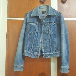 Size 6 Denim Jacket
