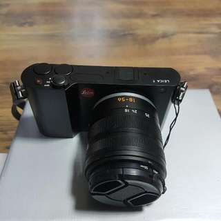 Wts / Wtt  Leica T With Lens
