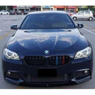 BMW F10 523i (AUTO) FULL SPEC