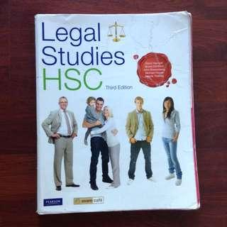 Legal Studies (HSC Textbook)