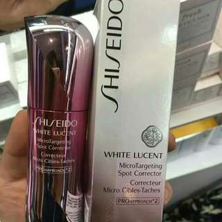 Shiseido WHITE LUCENT MicroTargeting Spot Corrector 30ml