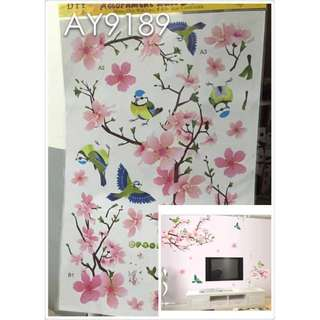 Wall Decals(NATURE-INSPIRED)